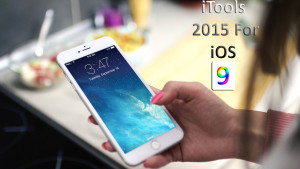 iTools 2015 For iOS 9_2